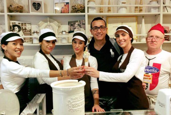 Sorbillo e Casa Infante - Gelato alla Pizza Napoletana