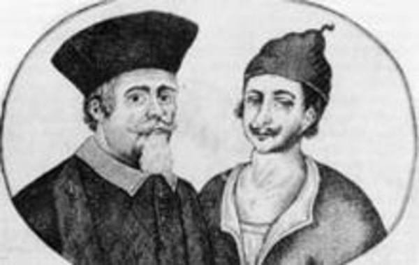 Giulio Genoino e Masaniello