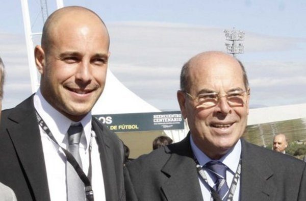 Pepe e Miguel Reina