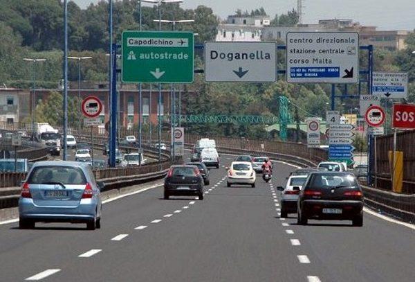 Pedaggio Tangenziale di Napoli