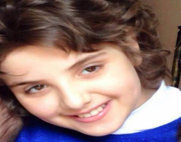 Teresa 11 anni terra dei fuochi