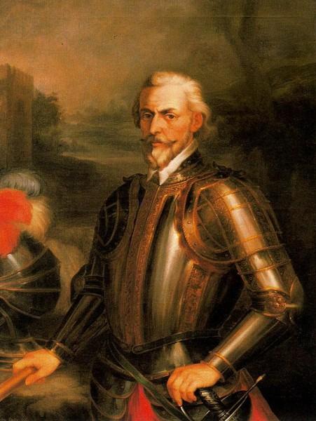 Don Rodrigo d'Arcos, viceré di Napoli ai tempi di Masaniello