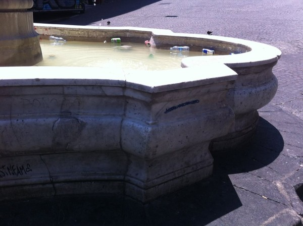Fontana Monteoliveto
