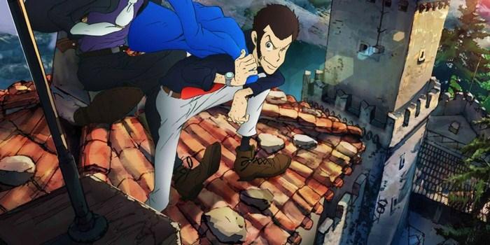 Lupin iii è tornato ecco la nuova serie ambientata in italia