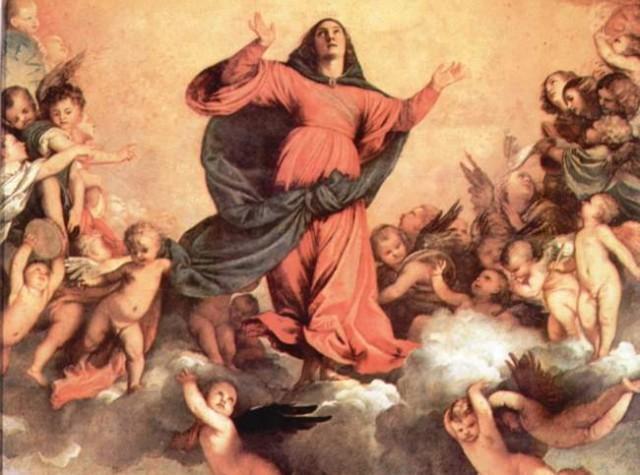 Risultati immagini per madonna dell'assunta