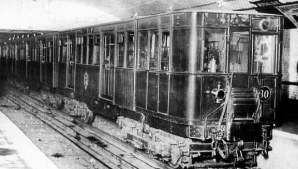 Metropolitana Francese, (Foto di Diario Partenopeo)