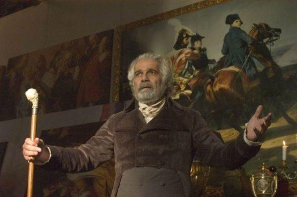 """Omar Sharif in """"fuoco su di me"""""""