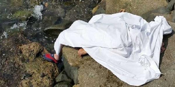 uomo trovato morto in mare