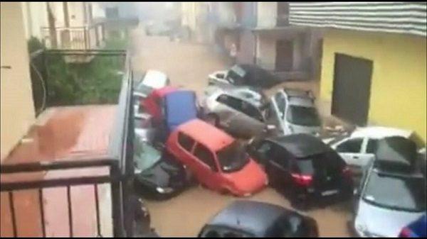 Alluvione Calabria
