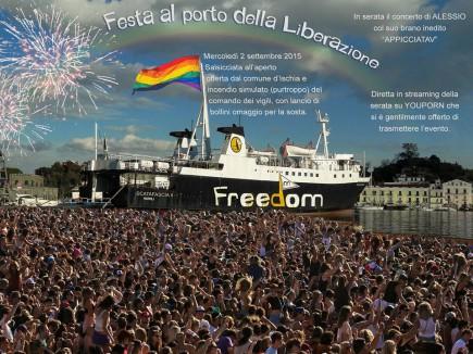 Festa della liberazione - Ischia