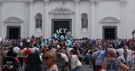 Funerale Pietro Spineto