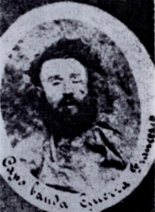 Il corpo del capobanda Francesco Guerra, marito di Michelina Di Cesare
