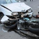 Incidente motocicletta