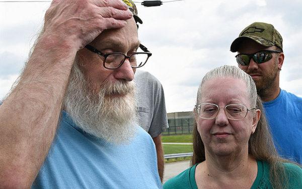 Lewis Fogle dna innocente dopo 34 anni di carcere