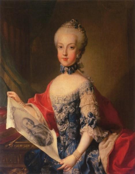 Maria Carolina d'Asburgo