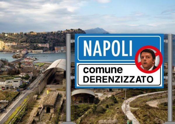Napoli Comune derenzizzato
