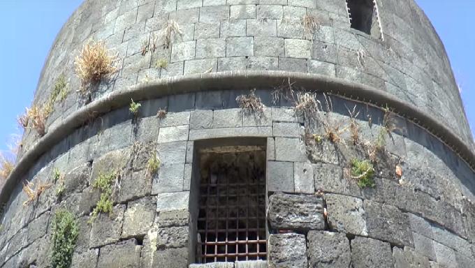 Porta d'accesso Torre Spinella