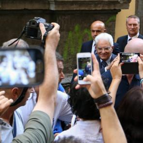 Sergio Mattarella Cappella