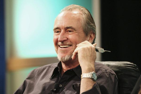 Il regista Wes Craven