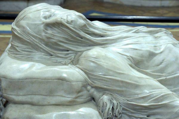 statua Cristo velato mistero