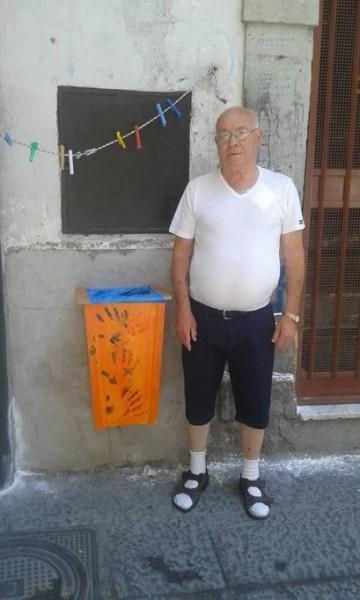 nuova segnaletica ai quartieri spagnoli