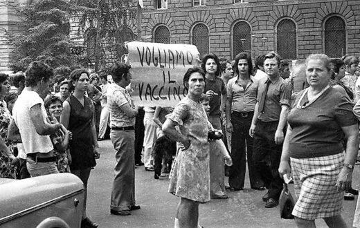 vaccino colera napoli 1973