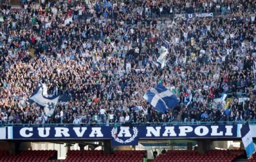 Curva A gemellaggio ultras