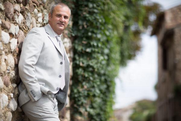 Fabio Pozzerle, scrittore veronese napoli