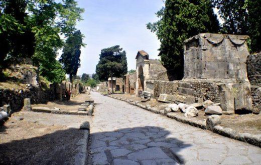 Necropoli di Porta Ercolano
