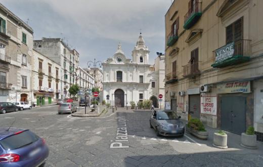 Piazza Luigi Palomba