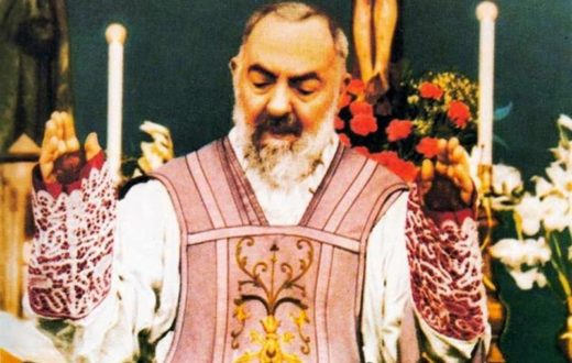 Stimmate Padre Pio