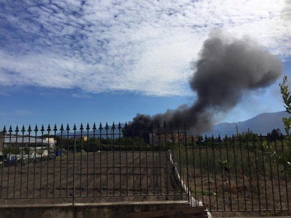 Incendio Fratelli Balsamo