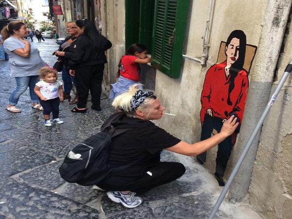 chatting roxy in the box quartieri spagnoli