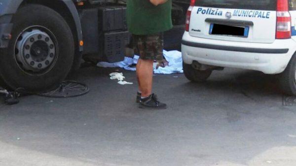 ciclista Palma Campania