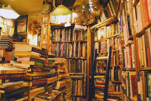 mystery library libreria