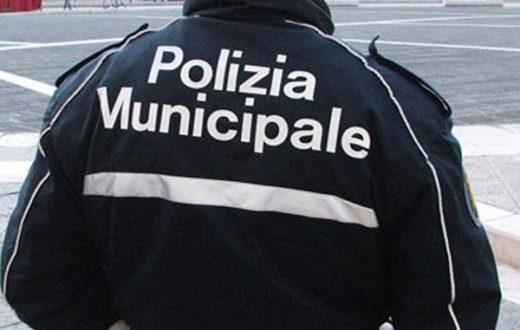 polizia municipale, Piazza Garibaldi