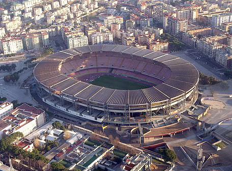 Stadio San Paolo, Roberto Fiore