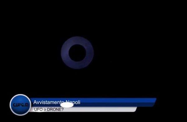 ufo a napoli