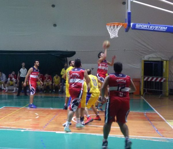 Basket Torre del Greco