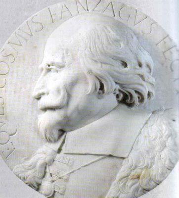 Autoritratto di Cosimo Fanzago