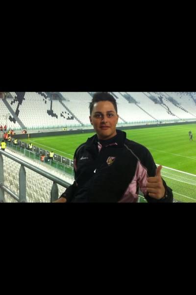 Gaspare allo Juventus Stadium