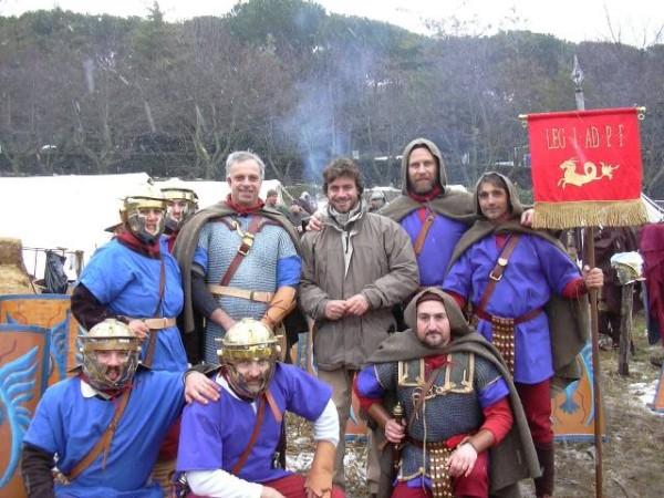 I Legio Adiutrix con Alberto Angela