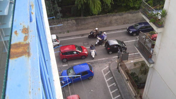 Incidente Torre del Greco 2