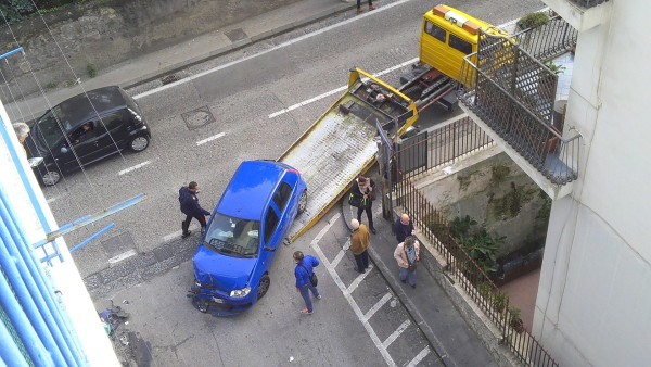 Incidente Torre del Greco 3