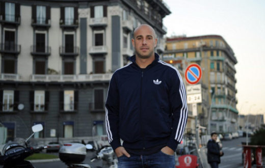 Pepe Reina Napoli