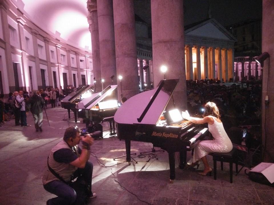 Piano City Napoli 2015
