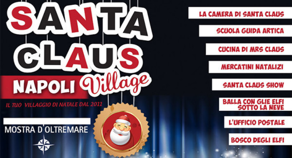 Santa Claus Village - Mostra d'Oltremare