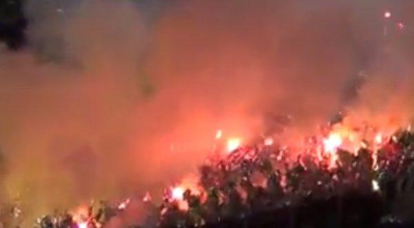 Tifosi Legia Varsavia