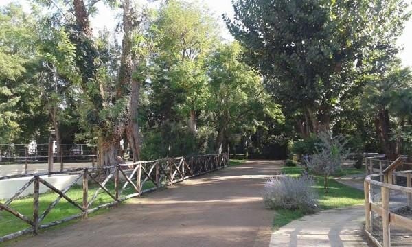 Zoo di Napoli - percorso
