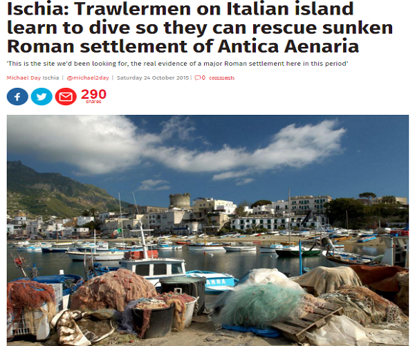 aenaria the indipendent
